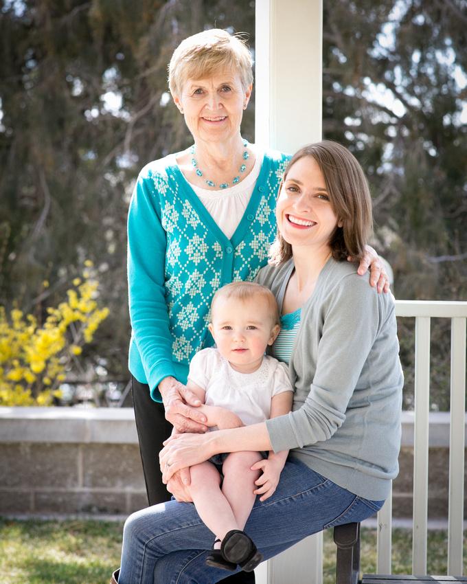 Courtney Three Generation-9769
